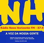Rádio Novo Horizonte FM - 87.9