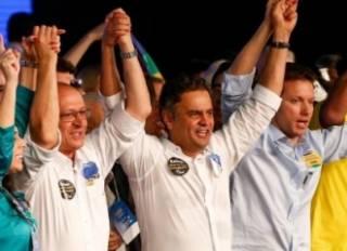 A�cio Neves � reconduzido ao comando nacional do PSDB por dois anos 4