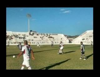 Botafogo-PB � goleado pelo Salgueiro fora de casa